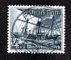 8143  Reich 1937 ~ Michel #652  ( Cat.€1.50 ) - Offers Welcome! - Used Stamps