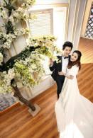 (N57-068 ) Mariage Wedding Photography Hochzeitsfotografie, Bride Groom Marriage,Postal Stationery-Entier Postal - Fotografía