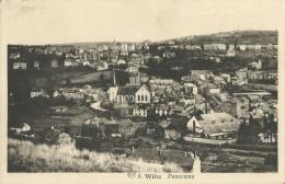 CP Wiltz - Panorama Niederwiltz Avec Brasserie Simon à L'avant Plan - Mander No.9 - Wiltz