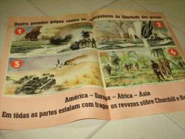 Poster  German Propaganda WWII - Documents