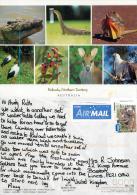 Kakadu NP, Australia Postcard Used Posted To UK 2010 Stamp - Kakadu
