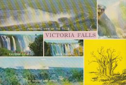 Simbabwe - Victoria Falls - Simbabwe