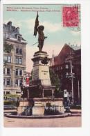 MONTREAL - Monument  Maisonneuve, Place D'Armes - Montreal