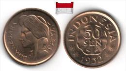 Indon�sie - 50 sen 1952 (UNC)