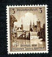 8255  Reich 1938 ~ Michel #665*   ( Cat.€.40 ) - Offers Welcome! - Deutschland