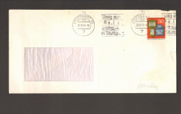 Stuttgart 50 Maschinenstempel Stempelirrtum Mit Zwei  Jahresangaben 1973 Und 1974 - [7] Federal Republic