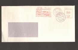Wannweil AFS Stempelirrtum 8.11.1988 Mit Zusätzlichem Richtigen Tagesstempel 8.11.78 - [7] Federal Republic