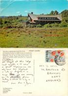 Ark & Aberdare Country Club Hotel, Kenya Postcard Posted 1984 Stamp - Kenya