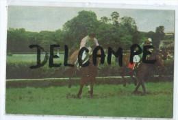 Postillon Vous Offre Le Calendrier Des Courses Pour Octobre 1967 -JEAN CLAUDE DESAINT Sur PANSA (à Gauche) - Calendars