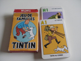 Jeu De Familles TINTIN - Andere
