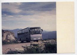 """Autocar  Renault """"FR 1""""---cpm Publicitaire  Renault V.I - Bus & Autocars"""
