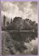 Dépt 74 - BONNEVILLE  - Environs - Le Lac D'Ayse - Oblitérée En 1958 - Bonneville
