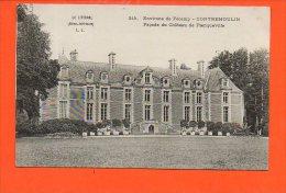 76 CONTREMOULIN - Façade Du Château De FRANQUEVILLE - Environs De Fécamp - Sonstige Gemeinden