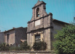 La Chapelle De La   Mère De Dieu à  Grans (13) - Eglises Et Cathédrales