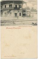 Deutsch Ostafrika Stationsgebaude In Tanga Train Station Edit Albert Aust Hamburg - Tanzanie