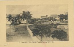 18 Cotonou Le Commissariat De Police Et Le Phare Lighthouse Edit ER - Dahomey