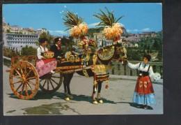 L2376 CARRETTO SICILIANO - CHARIOT, CART - FALK, COSTUME, COSTUM, FALKLORE - Costumi