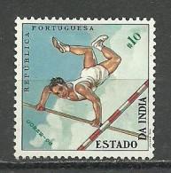 Portugal ; 1962 Sports - Inde Portugaise