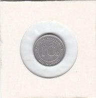 10 SENGI Alu 1967 - Congo (Democratic Republic 1964-70)