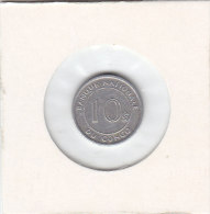 10 SENGI Alu 1967 - Congo (Rép. Démocratique, 1964-70)