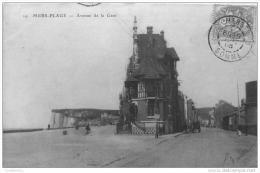 Mers Plage : Avenue De La Gare - Mers Les Bains