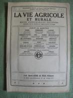 Revue La Vie Agricole Et Rurale Bretagne 1912 Culture Pomme  De Terre Physalis Ananas à Paramé élevage Porc - Bretagne