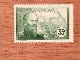MADAGASCAR  --  EXPLORATEUR......JEAN  LABORDE   --  **  35 C. **  --  POSTE  1938  --  NEUF  SANS  TRACE  DE  CHARNIERE - Neufs