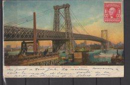 Williamsburg Bridge - New York - Ponts & Tunnels