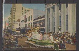 Gasparilla  Parade , Downtown -  Tampa - Tampa