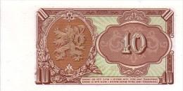 TCHECOSLOVAQUIE 10 Korun  Emission De 1953   Pick 83 B            ***** BILLET  NEUF ***** - Czechoslovakia