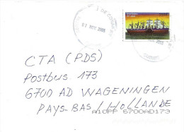Guinea Guinee 2003 Conakry Great Bastern Steam Ship Cover - Guinee (1958-...)