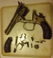 Smith & Wesson  Model Top Break Cal 32 (ARME INCOMPLETE) - Armes Neutralisées