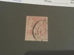 LOT 205261 TIMBRE DE FRANCE OBLITERE N°81 VALEUR 150 EUROS - 1876-1898 Sage (Type II)
