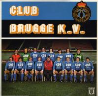 * LP *  CLUB BRUGGE K.V. (België 1976 EX-!!!) - Voetbal
