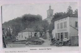 CHATENOIS . Avenue De L'Eglise . - Chatenois