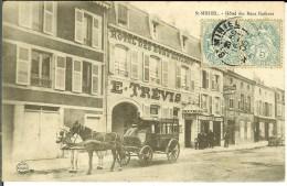 CPA SAINT-MIHIEL Hôtel Des Bons Enfants 9994 - Saint Mihiel