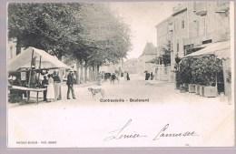 CONTREXEVILLE . Boulevard . - Colroy La Grande