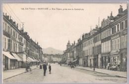 SAINT - DIE , Rue Thiers . - Saint Die