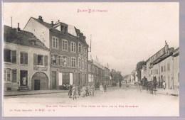SAINT - DIE , Rue Des Trois - Villes . - Saint Die