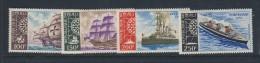 MALI 1971 BATEAUX SCOTT   N°C125/28 NEUF MNH** - Schiffe