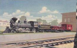 Minnesota Two Harbors Memorial Engine  3 Spot  1951 Curteich