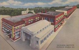 Missouri Excelsior Springs Excelsior Institute 1956 Curteich