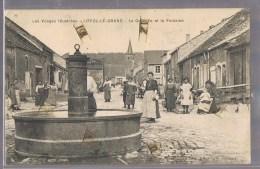 LIFFOL - LE -GRAND . La Gravière Et La Fontaine . - Liffol Le Grand