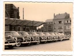 < Automobile Auto Voiture Car >> Superbe Petite Photo 7 X 10, 10x Desoto Diplomat, Belgique - Automobiles