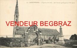 LANDEVENNEC      EGLISE   MONUMENT AUX MORTS - Landévennec