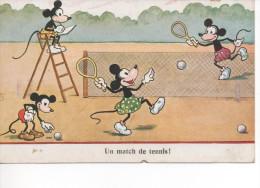 Un Match De Tennis - Wills, John