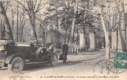 ¤¤  -  30   -   FORÊT Du GAVRE  -  Le Rendez-Vous Pour La Chasse Au Rond-Point   -  ¤¤ - Le Gavre