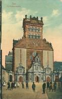 Allemagne    -        TRIER       St ,  Mathiaskirche - Parchim