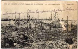 Les Horreurs De La Guerre - Bois Sabot   (68032) - Guerra 1914-18