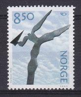 Norway 2002 Mi. 1431     8.50 Kr NORDEN Kunst Art Start : Skulptur Am Osloer Flughafen Von Kåre Groven MNG - Norwegen